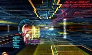 Le film Johnny Mnemonic (Robert Longo, 1995) présente un cyberespace fidèle à celui décrit par William Gibson dans sa nouvelle du même nom : le cyberespace est un espace de visualisation des données informatiques, qui peut, parfois, prendre l'allure d'une ville.