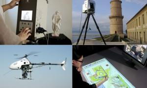 Une plateforme technique pour l'acquisition numérique et pour étudier l'activité de conception architecturale