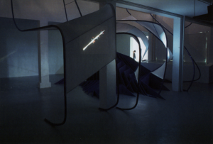 Greg Lynn – Encore... Bruxelles, 1998.