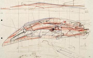 Architecture « résolument » numérique : Paradigm Shift vs. paradigme albertien ? III/III