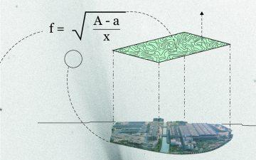Une équation pour les utilisateurs du Parc de la Villette de l'OMA I/III