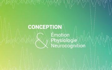 L'événement du 17/09/21: Conception & Émotion, Physiologie, Neurocognition