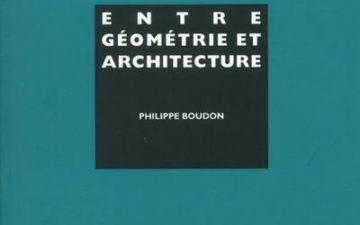 Est-ce que la terre tourne dans l'espace architectural ? I/II